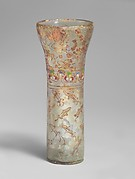Beaker with Fish Motifs