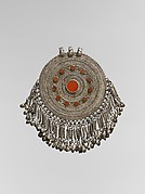 Pectoral Disc Ornament