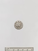 Coin with Gemini Zodiac Sign