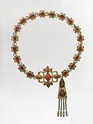 Ornamental Elements Assembled as a Belt