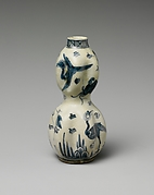 Vase in the Form of a Double Gourd