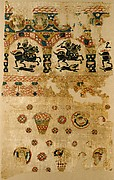 Fragment from a Coptic Hanging