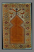 Carpet with Niche Design
