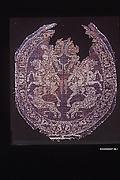 Medallion Depicting Addorsed Amazons on Horseback