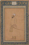 Portrait of Sayyid Amir Khan