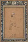 Portrait of Sayyid Amir Khan