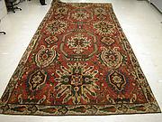 """Kuba"" Carpet"