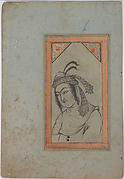 Bust-Length Portrait of a Woman