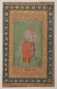 Portrait of Raja Man Singh of Amber