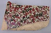 Polychrome Luster Tile Fragment