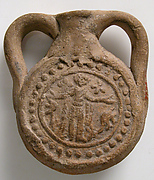 Ampulla (Flask) of Saint Menas