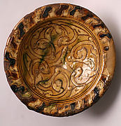 """Sgraffito-ware"" Bowl"