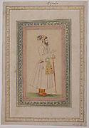 Portrait of the Emperor Aurangzeb