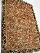 """Millefleur"" Carpet"