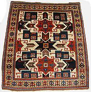 Star Kazak Carpet