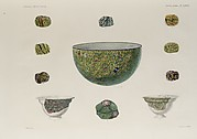 Collection Julien Gréau: verrerie antique, emaillerie et poterie appartenent à M. J. Pierpont Morgan