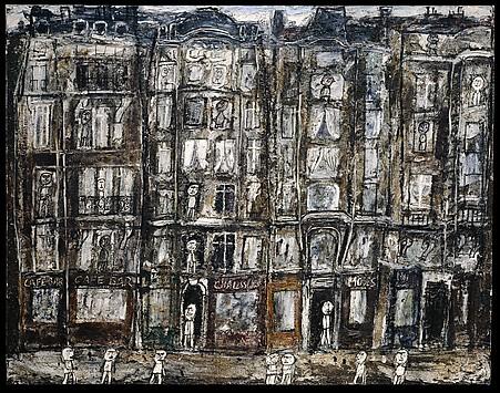 Apartment Houses, Paris