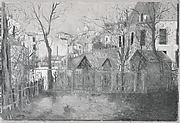 Renoir's Garden in Montmartre