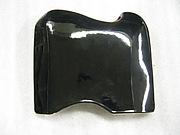 Black Olive Vase
