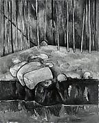 Landscape with Rocks I