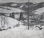 Hills of Vermont