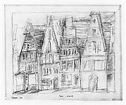 Houses in Lüneburg