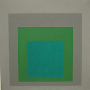 Homage to the Square: Green Promise