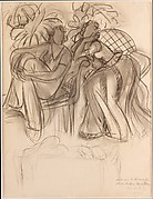 Study for <i>Song</i>