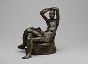 Small Nude in an Armchair