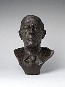 Portrait Bust of Philippe de Montebello