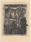 Ass, from <i>Picasso: Original Etchings for the Texts of Buffon</i>