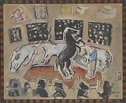 Circus Horses