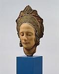 Mask of Anna Pavlova