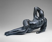 Reclining Nude, II