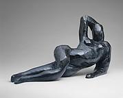 Reclining Nude, II