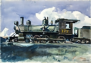 D. & R.G. Locomotive