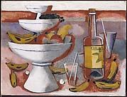 The White Fruit Bowl