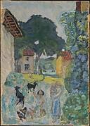 Village Scene, Grasse