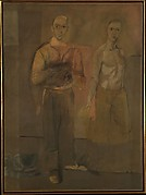 Two Standing Men