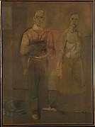 Two Standing Men