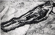 Male Cadaver (The Drowned Man)