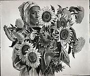 Moroccan Sunflowers