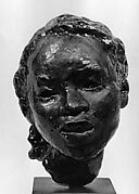 Head of a Negress: