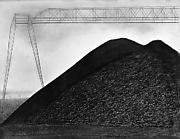 Bituminous Coal Storage Pile