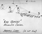 Red Gongs (assembly directions)
