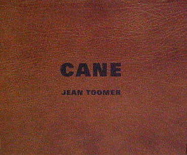 Cane (book by Jean Toomer with woodblock print illustrations)