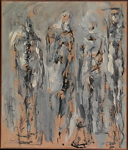 Untitled (Four Figures)