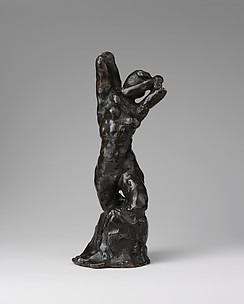 Seated Nude with Arms on Head