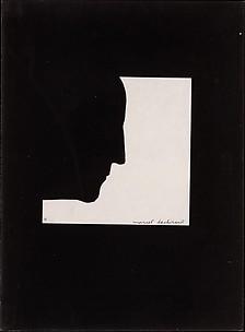 Self-Portrait in Profile