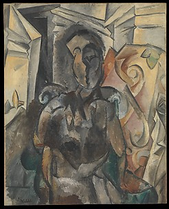 Woman in an Armchair